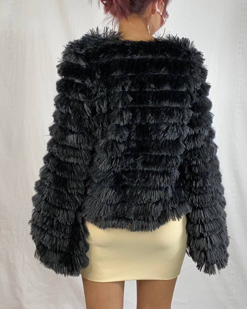 Ashley Fur Jacket