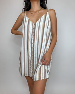 Kaleen Stripe Dress