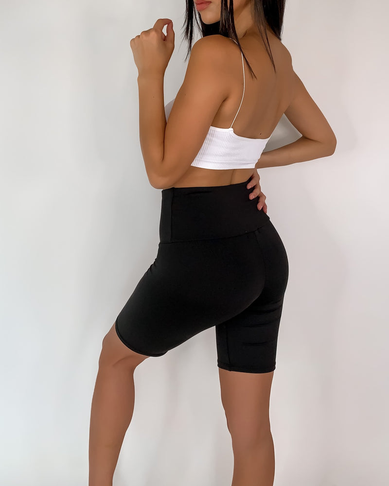Rhonda Athletic Biker Shorts