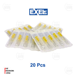 Exel Mesotherapy Hypodermic Needles 30g X 1/2″  (10 or 20 Pcs)