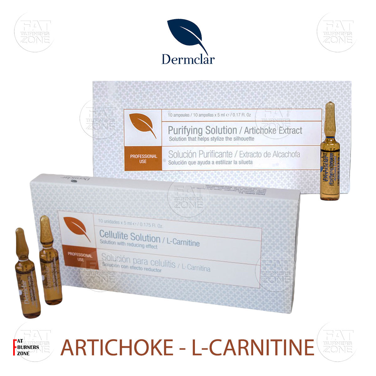 Artichoke & L-Carnitine Localized Fat Treatment By Dermclar