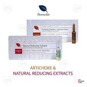 Artichoke & Natural Reducing Extracts By Dermclar
