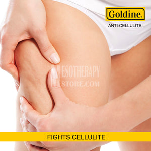 Anti-Cellulite Gel Massage Lotion 240gm By Goldine