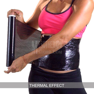 Osmotic Black Plastic Body Wrap Film