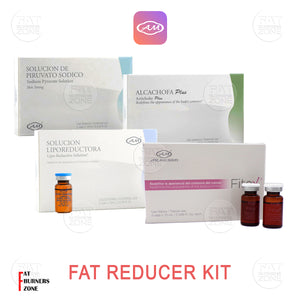 Kit Fat Reducer By Armesso