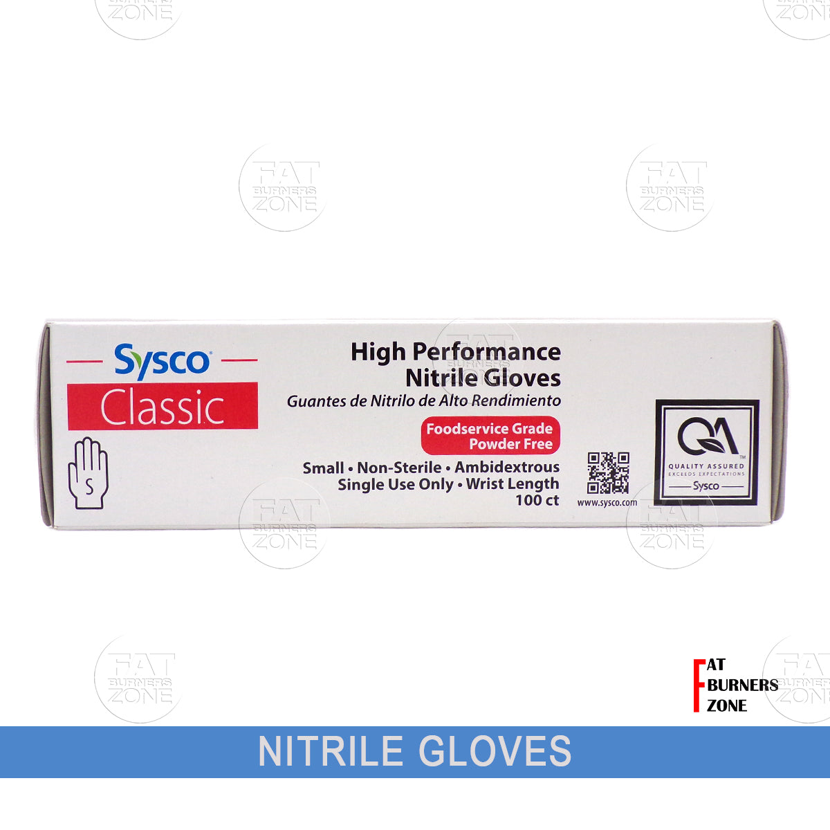 Sysco Nitrile High Performance Gloves