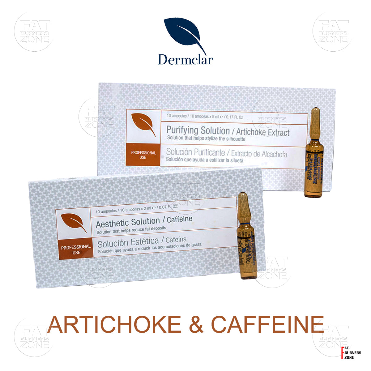 Artichoke & Caffeine Reductive Treatment By Dermclar