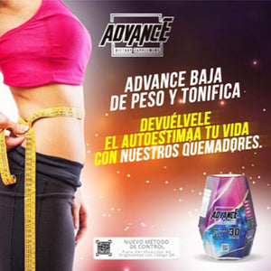 LipoBlue Advance Fat Burner