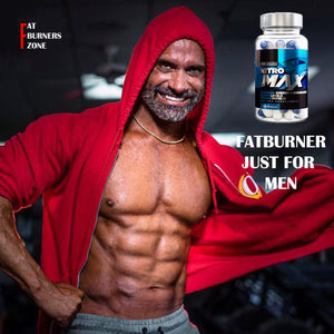 Nitro Max Ultra Ripped - Just For Men