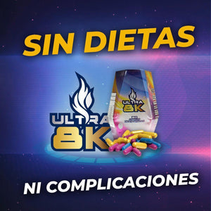 Ultra 8K Fat Burner