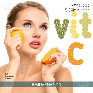 Vitamin C 20% 50ml By Medidermik
