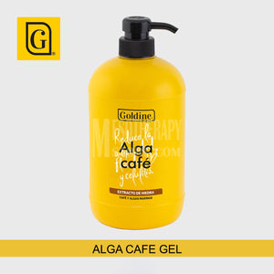 Alga Cafe Gel 950gm By Goldine