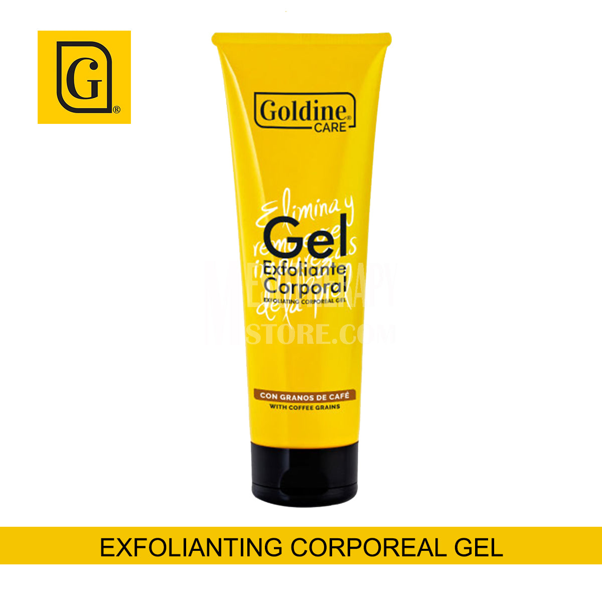 Body Scrub Gel 240gm By Goldine