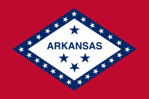 Arkansas State Flag - Various Sizes