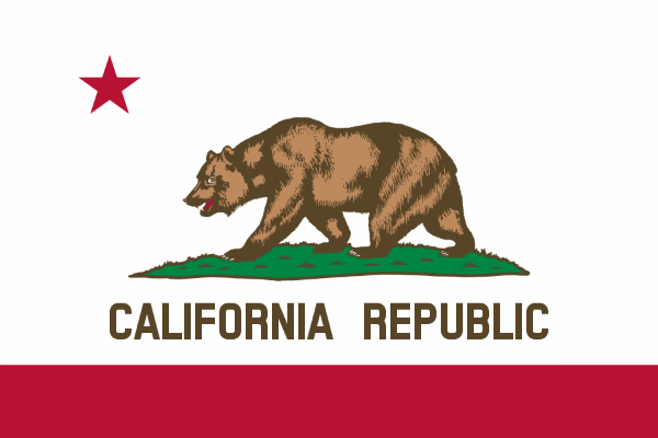 California State Flag - Various Sizes