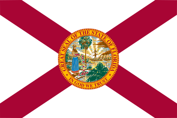 Florida State Flag - Various Sizes - bbi Flags