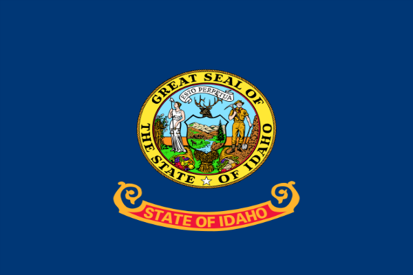 Idaho State Flag - Various Sizes