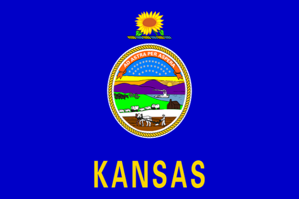 Kansas State Flag - Various Sizes