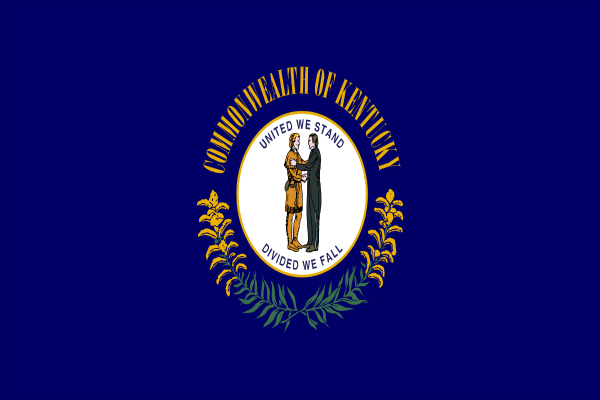 Kentucky State Flag - Various Sizes
