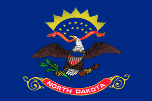 North Dakota State Flag - Various Sizes - bbi Flags