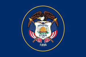 Utah State Flag - Various Sizes - bbi Flags