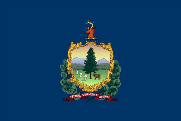 Vermont State Flag - Various Sizes - bbi Flags