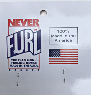 Never Furl - bbi Flags