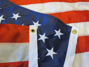 American Flag - 100% Highest Quality Nylon - Available in 6 sizes - bbi Flags