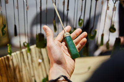 Special bonds and demystifying the gifting of pounamu.