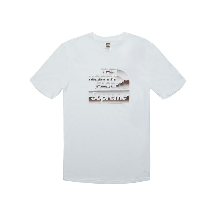 SUP/TNF METALLIC LOGO TSHIRT