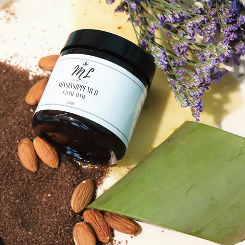 Mississippi Mud Facial Mask