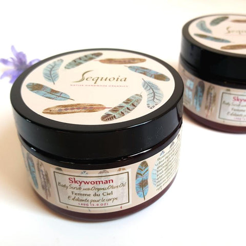 Skywoman Body Scrub