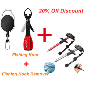 (🎁Father's Day Sale-50% OFF) Fishing Quick Knot Tools