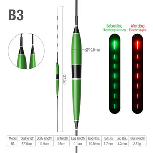 Luminous LED Fishing Float