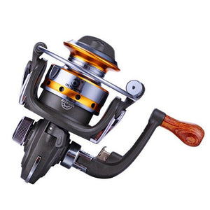 10 Bearings Spinning Fishing Reel