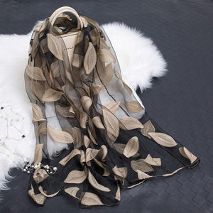 Lightweight Sheer Women Scarf