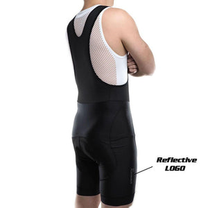 Racmmer 2019 Mens Cycling Bib Shorts Summer Coolmax Triathlon 5D Gel Pad Bike Bib Tights Mtb Ropa Ciclismo Moisture Wicking Pant