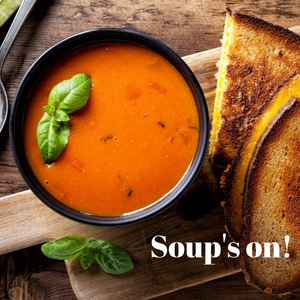 Soup's on! 25 free soup recipes!