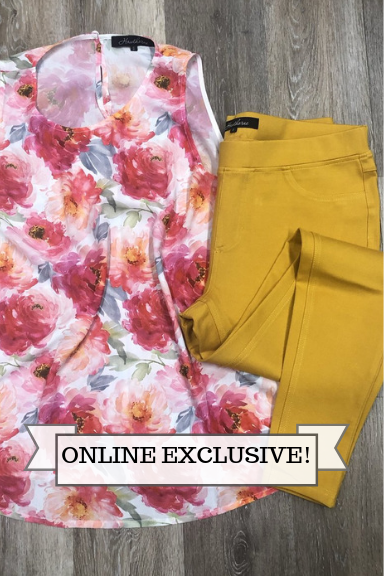 Spring Yellow Colored Skinnies - Warehouse Apparel