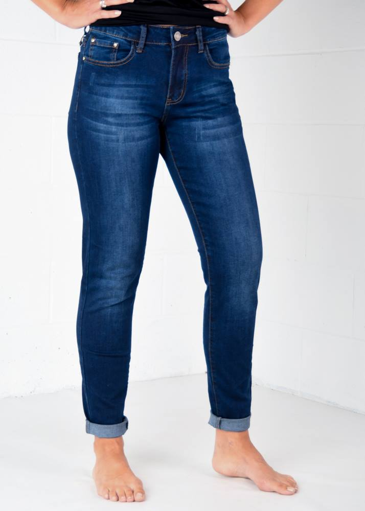 Everyday Skinny Jean - Warehouse Apparel