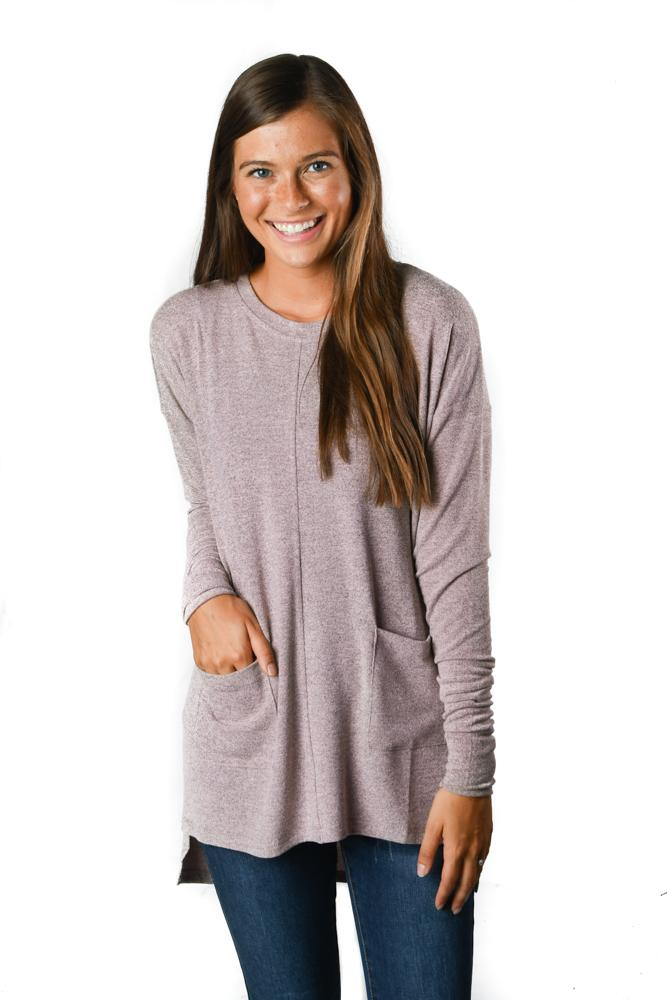 Token Tunic Mauve