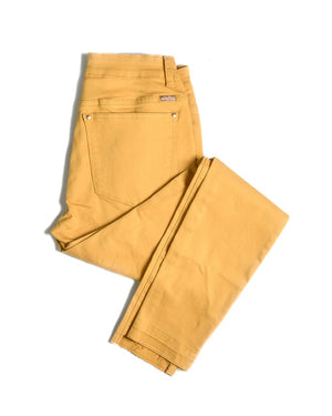 Mustard Everyday Denim - Step Hem