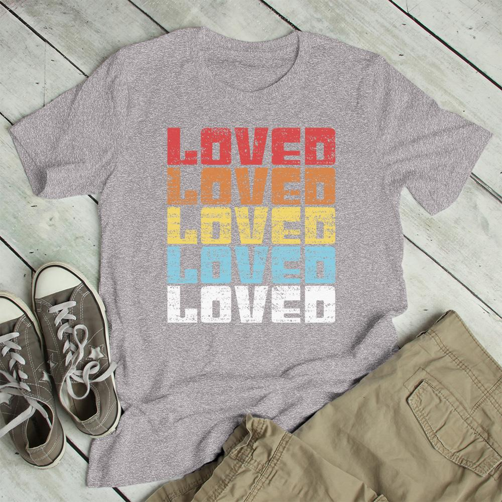 Retro Loved Tee