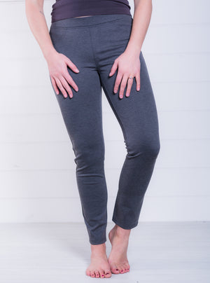 Charcoal Colored Skinnies