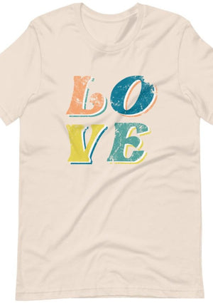 Vintage Love Graphic Tee
