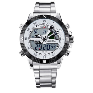 WEIDE Kason Dual Time Men Watch