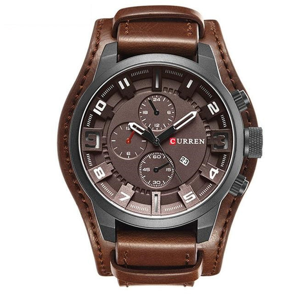 CURREN Military Men Watch