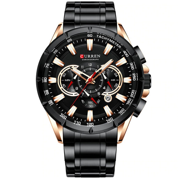 CURREN Hywel Luxury Men Watch