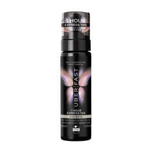 UBER FAST EXPRESS TANNING FOAM ASH BASE 200ML
