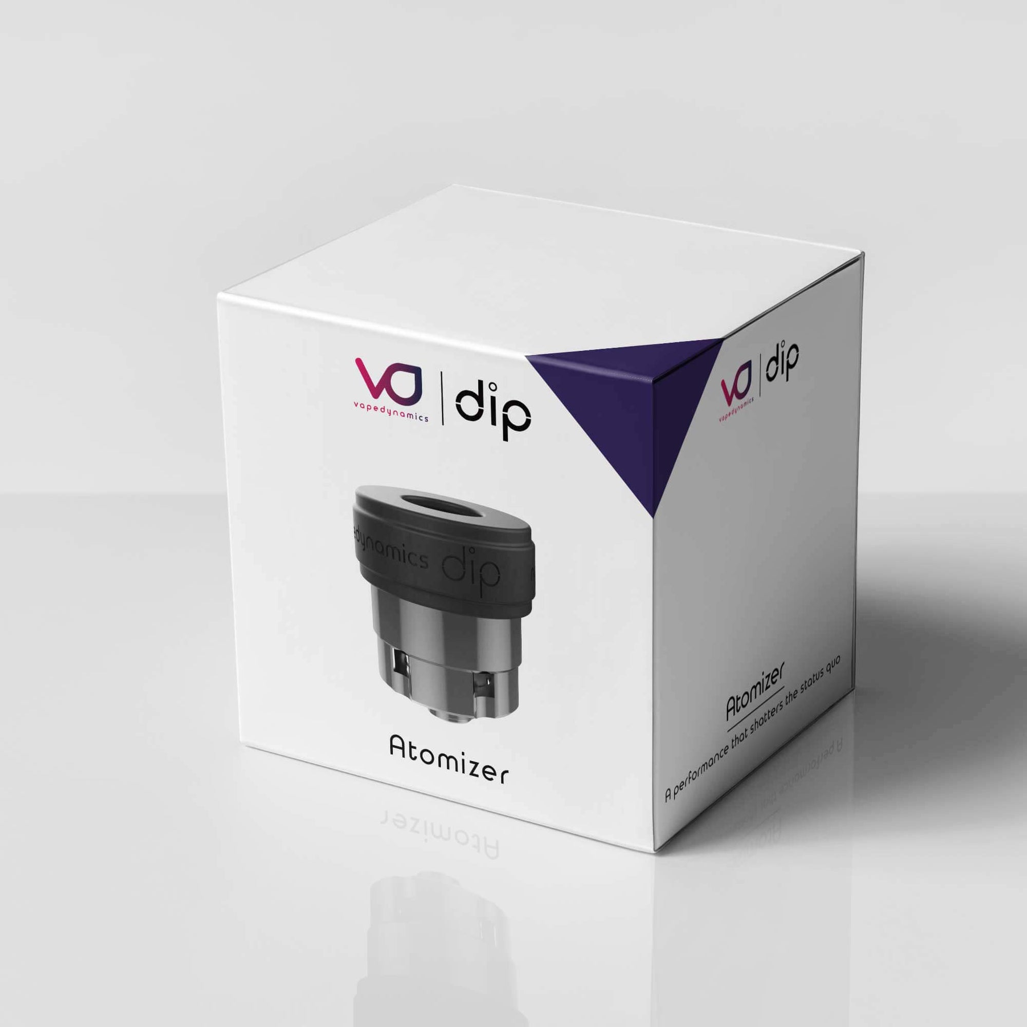 DIP Dry Herb Atomizer by VapeDynamics